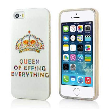 coque queen iphone 5