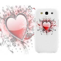 Coque COEUR 5 pour Samsung Galaxy Star 2