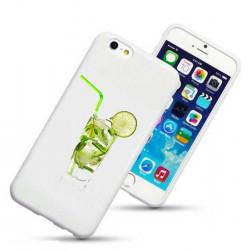 Coque rigide MOJITO pour iPhone 6 + (5.5)