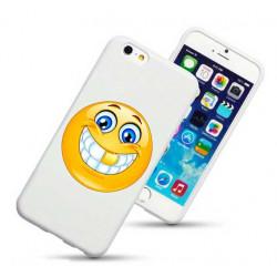 Coque rigide CRAZY SMILEY pour iPhone 6 + (5.5)
