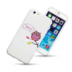 Coque rigide HIBOU pour iPhone 6 + (5.5)