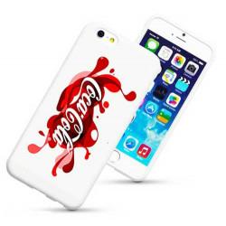 Coque rigide COCA COLA pour iPhone 6 + (5.5)