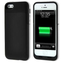 Coque Batterie 2200mAh  pour iPhone 5