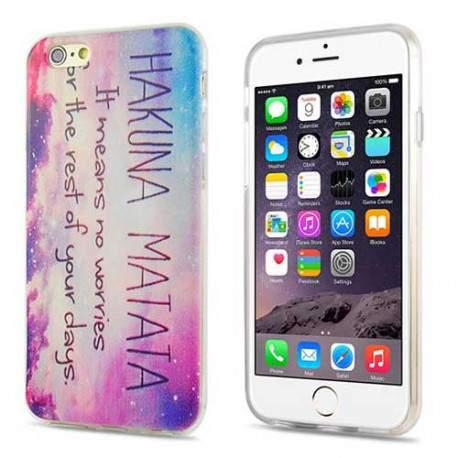 coque iphone 6 hakuna matata