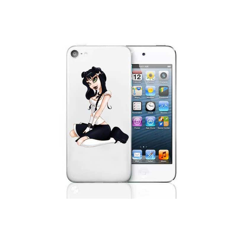 coque rigide pin up 2 pour iphone 6. Black Bedroom Furniture Sets. Home Design Ideas