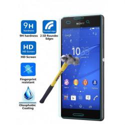 Protection d'écran en verre trempé Glass Premium pour iPhone 5/5S et 5C