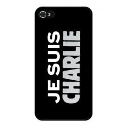 Coque rigide JE SUIS CHARLIE pour iPhone 6 + (5.5)