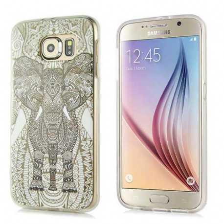 Coque souple ELEPHANT TRIBAL pour Samsung Galaxy S6 7,90 €