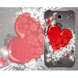 Coque Rigide COEUR 07 pour Samsung Galaxy GRAND PRIME