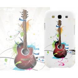 Coque Rigide GUITARE 3 pour Samsung Galaxy GRAND PRIME