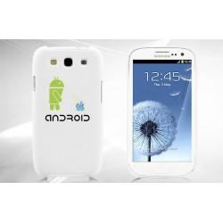 Coque Rigide ANDROID 1 pour Samsung Galaxy GRAND PRIME