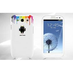 Coque Rigide ANDROID 2 pour Samsung Galaxy GRAND PRIME
