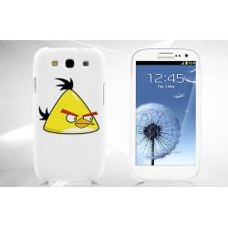 Coque Rigide ANGRY BIRD JAUNE pour Samsung Galaxy GRAND PRIME