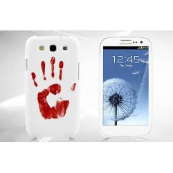 Coque Rigide BLOOD pour Samsung Galaxy GRAND PRIME