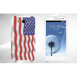 Coque Rigide USA pour Samsung Galaxy GRAND PRIME