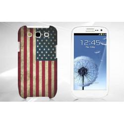 Coque Rigide USA 2 pour Samsung Galaxy GRAND PRIME