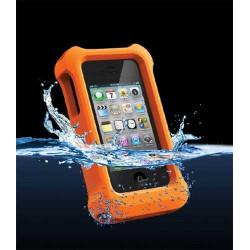 Coque originale LIFEPROOF LifeJacket anti chocs , waterproof et résistante pour iPhone 5 et 5S