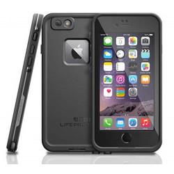 Coque originale LIFEPROOF frē noire anti chocs , waterproof et résistante pour iPhone 6