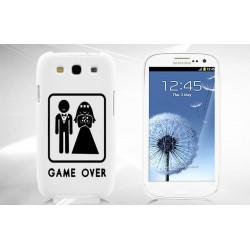 Coque Rigide GAME OVER pour Samsung Galaxy GRAND PRIME