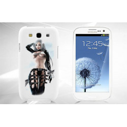 Coque Rigide GUERRIERE pour Samsung Galaxy GRAND PRIME