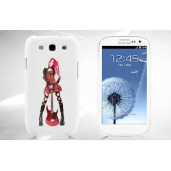 Coque Rigide GUITARE pour Samsung Galaxy GRAND PRIME