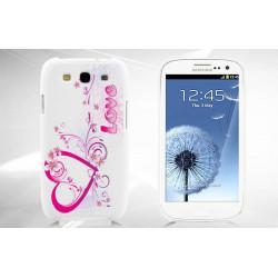 Coque Rigide LOVE YOU pour Samsung Galaxy GRAND PRIME