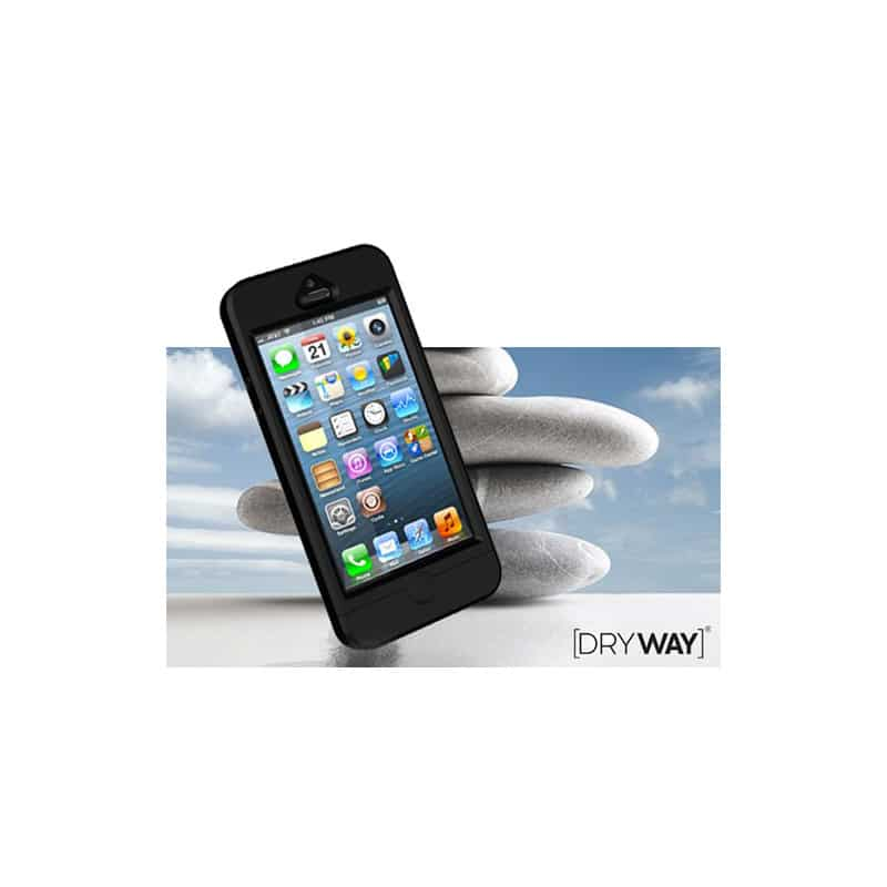 coque etanche originale dryway rose pour iphone 5 5s se. Black Bedroom Furniture Sets. Home Design Ideas