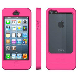 Coque ETANCHE originale DRYWAY rose pour iPhone 5 5S SE