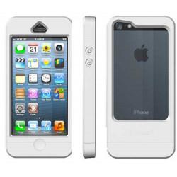 Coque ETANCHE originale DRYWAY blanche pour iPhone 5 et 5S