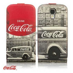 Housse Etui Folio Coca Cola Iphone 5C