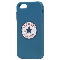 Etui Coque Bleue Converse iphone 6