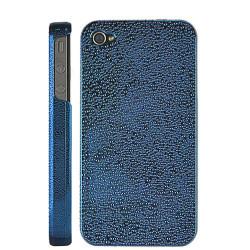 Coque WATER bleue pour iphone 4 et 4S
