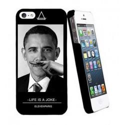 Coque de protection Eleven Paris Obama iPhone 4 / 4S