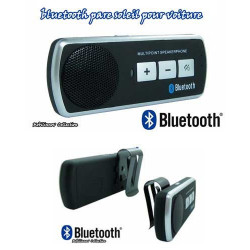 Bluetooth main libre PARE SOLEIL version2 pour voiture