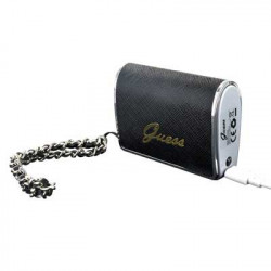 Batterie noire POWER BANK GUESS 4400mAh pour telephones et MP3