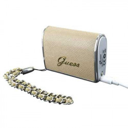Batterie beige POWER BANK GUESS 4400mAh pour telephones et MP3