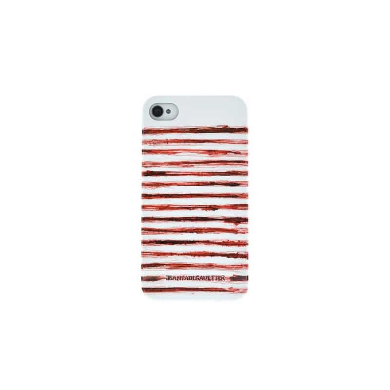 coque jean paul gaultier marini re pour iphone 5c. Black Bedroom Furniture Sets. Home Design Ideas