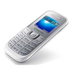 TELEPHONE PORTABLE SAMSUNG E 1200 BLANC