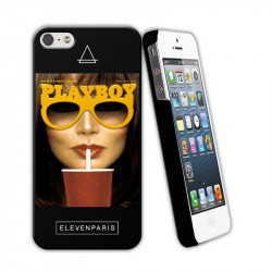 Coque de protection Eleven Paris Playboy Drink iPhone 5 / 5S
