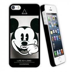 Coque de protection Eleven Paris Mickey iPhone 5 / 5S