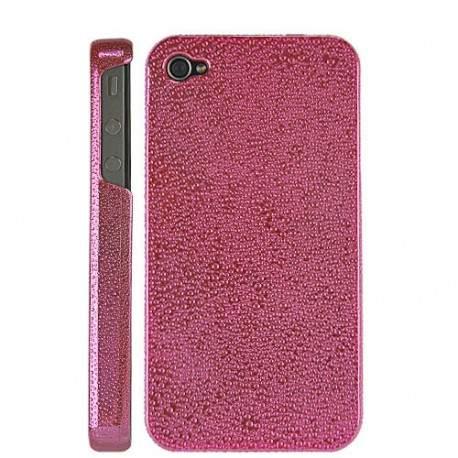 coque rose iphone 4