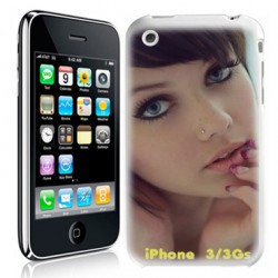 Coques PERSONNALISEES pour iPhone 3 et 3gs