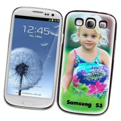 Coques PERSONNALISEES pour SAMSUNG GALAXY S3