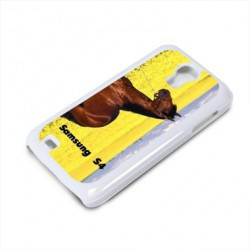 Coques PERSONNALISEES pour SAMSUNG GALAXY S4