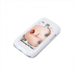 Coques PERSONNALISEES pour SAMSUNG GALAXY S4 mini