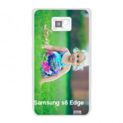 Coques PERSONNALISEES pour SAMSUNG GALAXY S6 EDGE