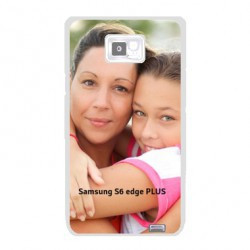 Coques PERSONNALISEES pour SAMSUNG GALAXY S6 EDGE +
