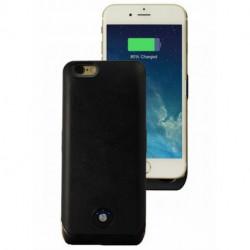 Coque Batterie NOIRE 3000mAh  pour iPhone 6