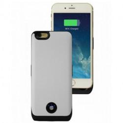 Coque Batterie BLANCHE 3000mAh  pour iPhone 6