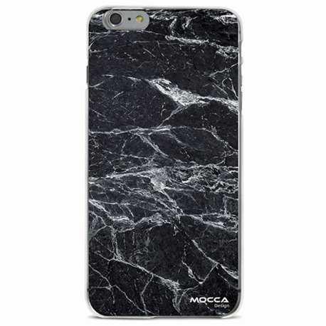 coque rigide marbre noir pour iphone 6 47